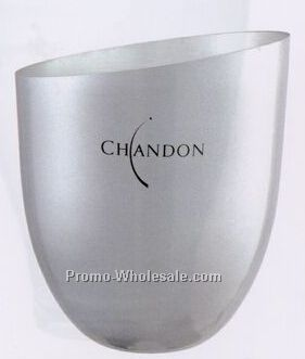 Aluminum Slope Wine Bucket