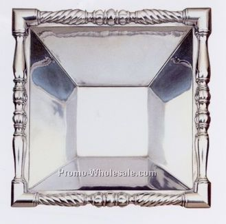 Bannister Collection Square Bowl