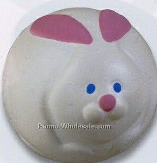 Bunny Rabbit Ball Squeeze Toy