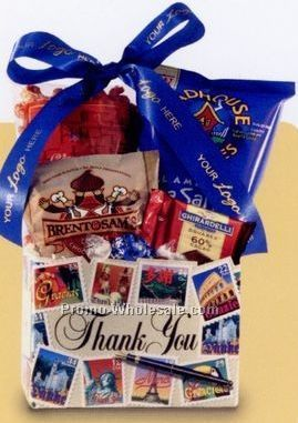 Business Classics Thank You Gift Box