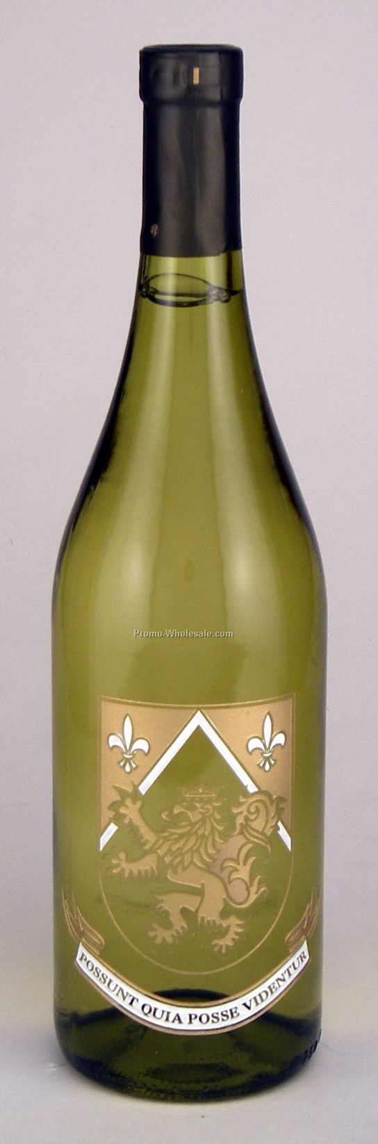 Chardonnay, California, 750 Ml, 1 Deep Hand-etch, 2 Paint Fills