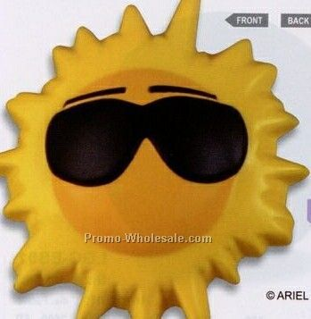 Cool Sun Squeeze Toy