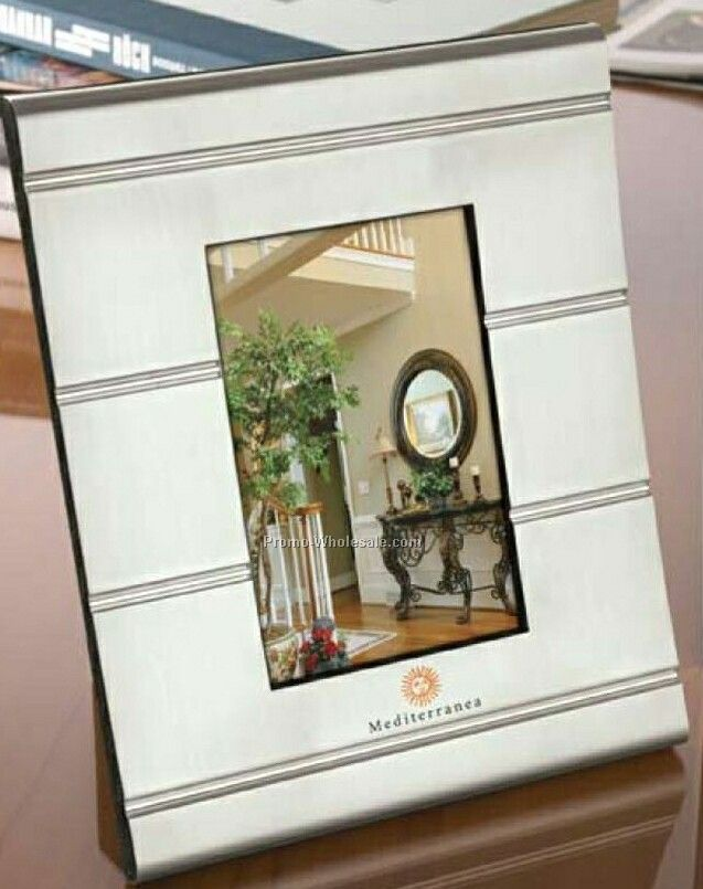 "Essentials Novem Photo Frame 7-1/2""x9-1/2""x7/8"""