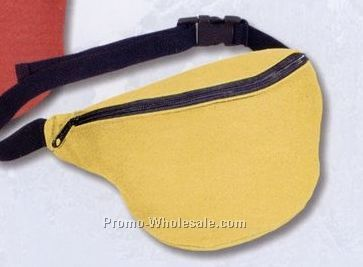 Glacier Canvas Fanny Pack
