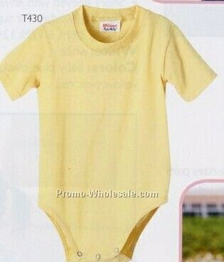 Hanes Infant Creeper - Heathers (6m-24m)