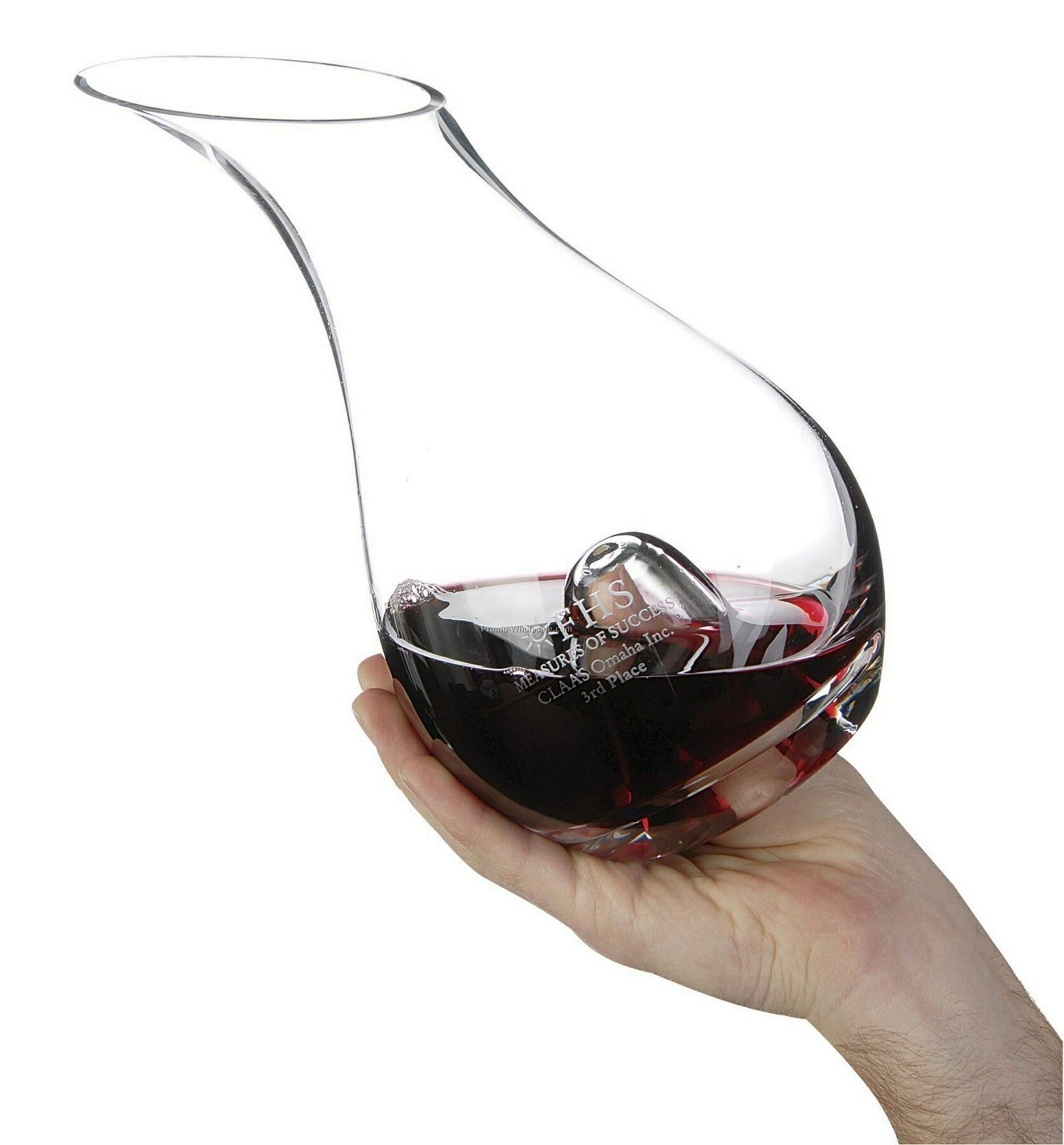 Jaffa Thumb Decanter
