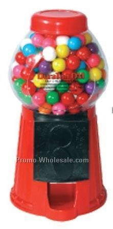 Large Plastic Gumball Machine (Empty)