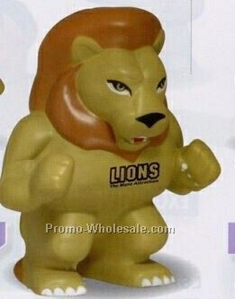 Lion Mascot Squeeze Toy
