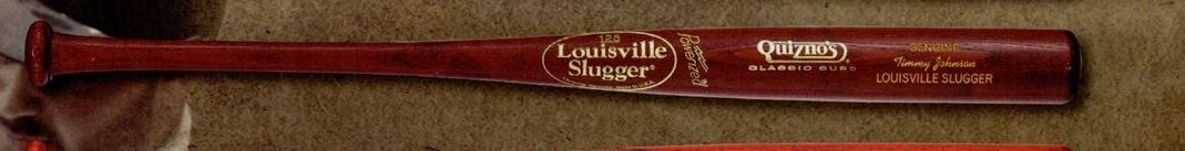 Louisville Slugger Youth Corporate Wood Bat (Hornsby/ Gold Imprint)