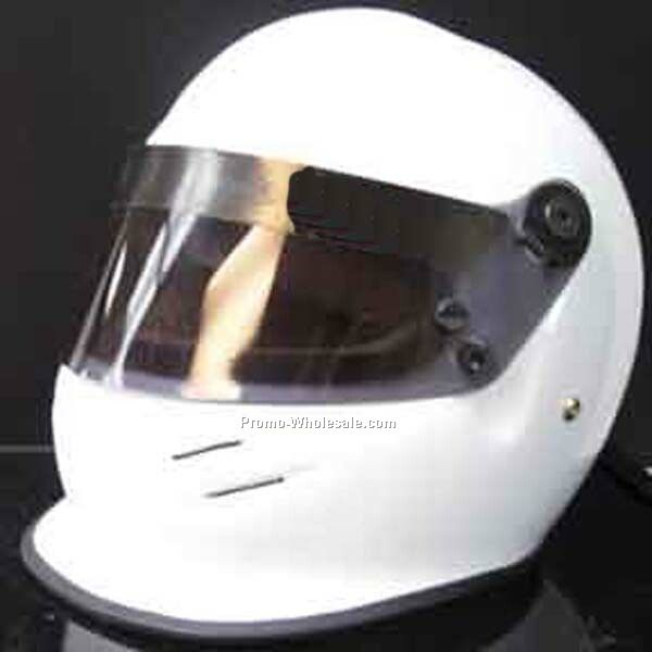 Mini Blank Racing Helmet K1