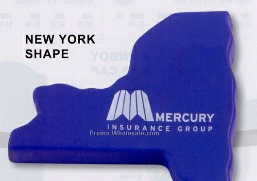 New York Shape Squeeze Toy