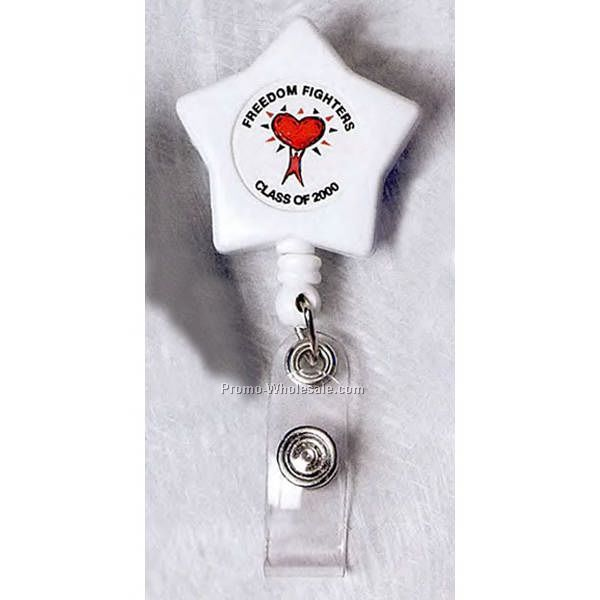 Star Badge Holder