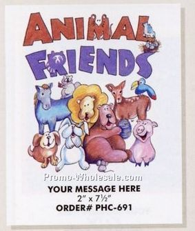 "Stock Design Coloring Book - Animal Friends (8-1/2""x11"")"