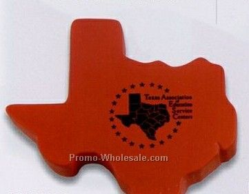 Texas Shape Squeeze Toy