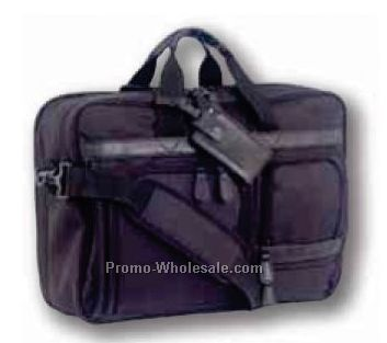 Travel Collection 1680d Ballistic Nylon Attache Bag