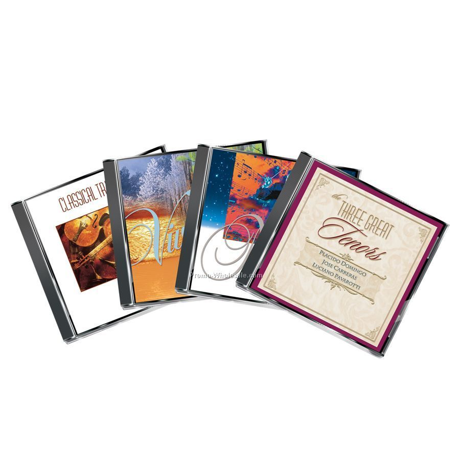 Vip Classical Collection 4-cd Boxed Set