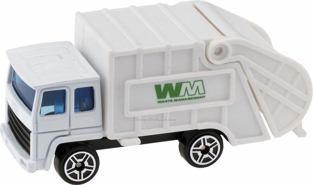White Trash Truck Die Cast Mini Vehicles