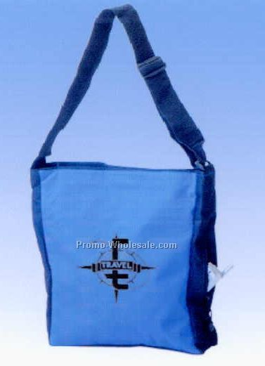 "13""x16""x4"" Messenger Tote Bag"