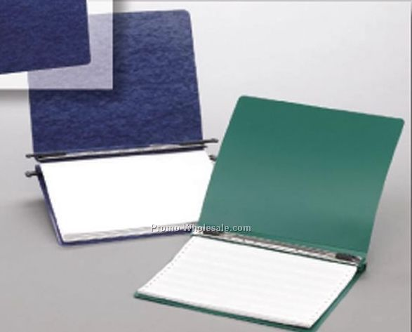 "14-7/8""x11"" Trendex Green Poly Hanging Data Binders"