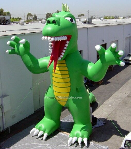 35' Godzilla Inflatable Cold Air