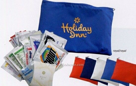 "6""x4-1/2"" Convention Kit With Amenities"