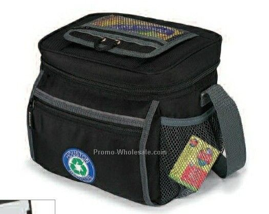 "9-1/4""x7""x8-1/4"" Recycled All-sport Jr. Cooler"