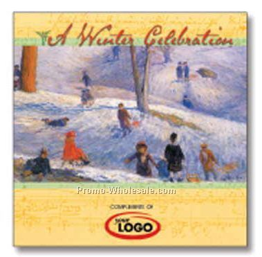 A Winter Celebration Holiday Music Compact Disc / 11 Songs