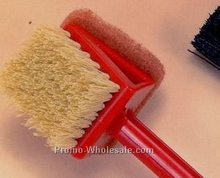 Automotive Accessory- Deluxe Scrub 'n Brush For Upholstery