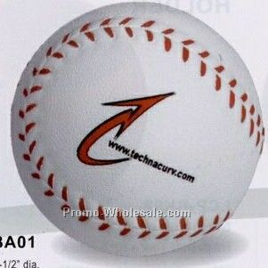 Baseball Squeeze Toy