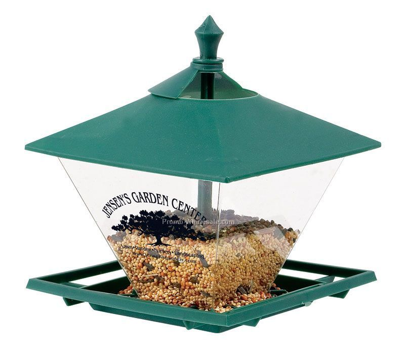 Birdhouse Feeder