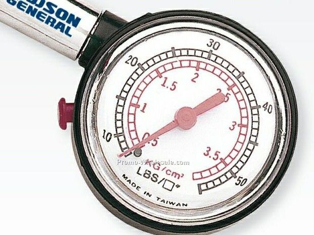 Deluxe Analog Tire Gauge