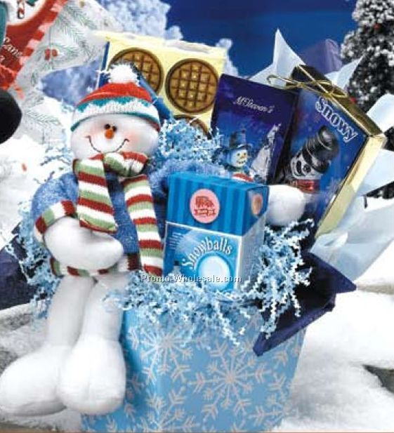 Frostie's Favorites Gift Basket