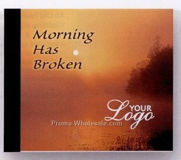 Morning Has Broken Music CD