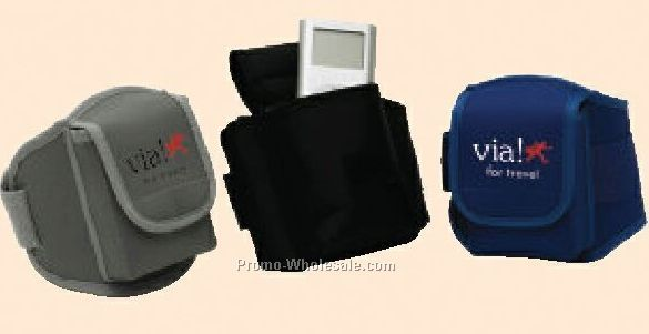 Mp3 & Ipod Closed Athletic Pouch