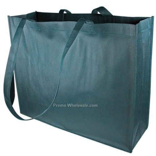 Non Woven Carry All Tote - Navy