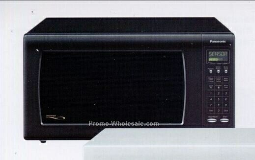 Panasonic Black Inverter Microwave