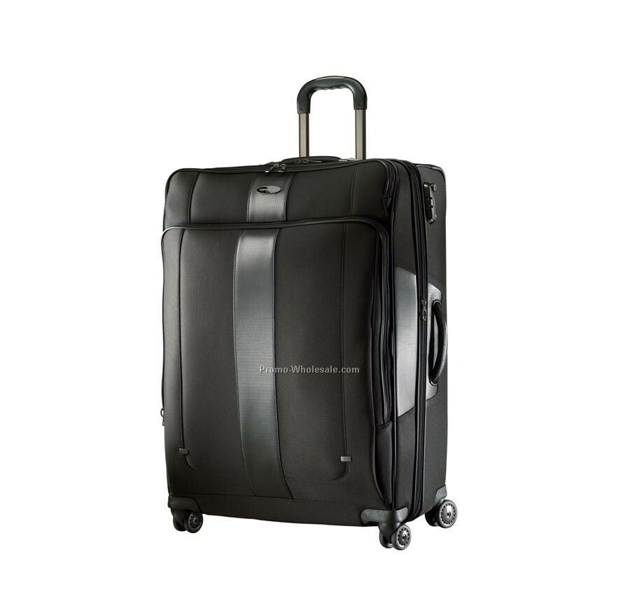 "Quadrion 29"" Exp. Spinner Upright Luggage"