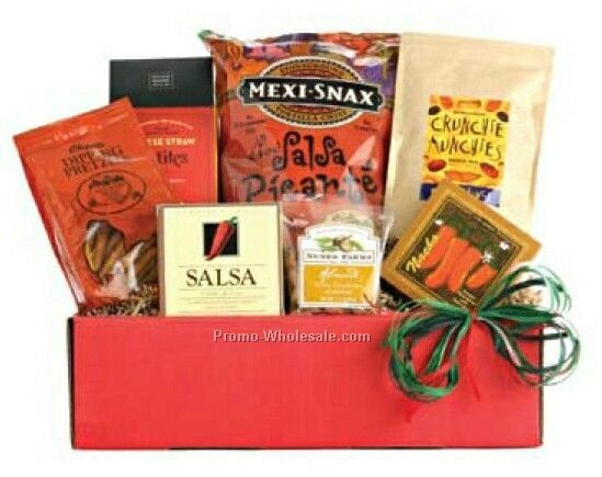 Spicy Snack Attack Gift Assortment