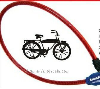 Steel Cable Bike Lock