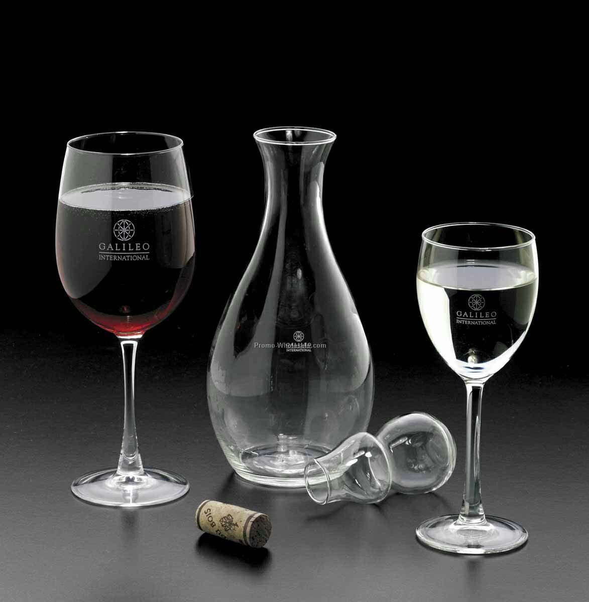 The Curvature Decanter