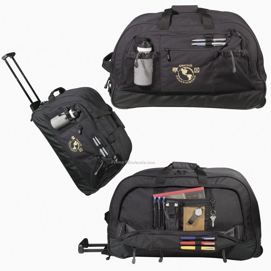 Urban Passage Rolling Duffel Bag