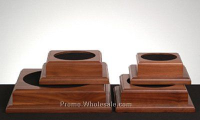 Wooden Bases For Trophy Cups