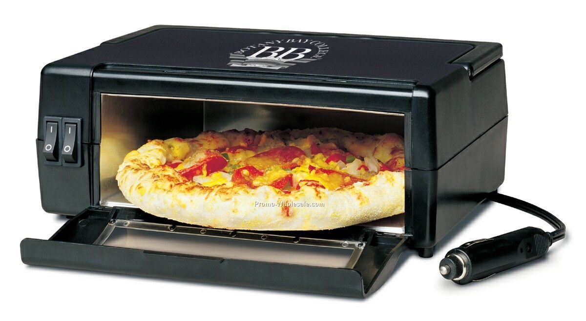12-volt Oven And Pizza Maker