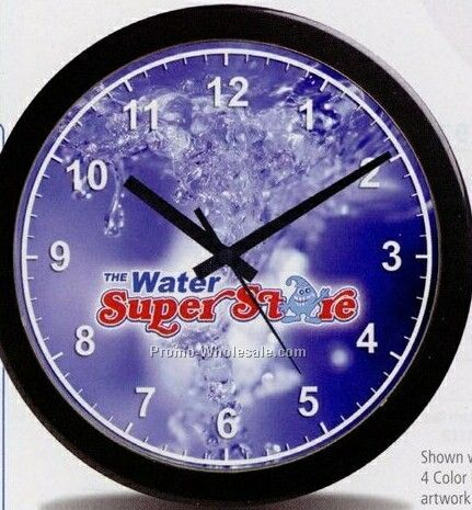 "14"" Grande Wall Clock(7-10 Days Service)"