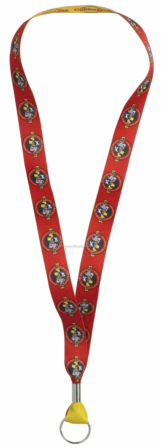 "3/4"" Heavy Weight Satin Lanyards"