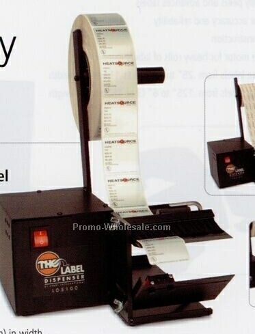 "4-1/2"" (114mm) Wide/ Electric High Speed Label Dispenser"
