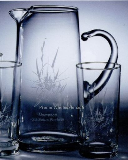 64 Oz. Glass Pitcher