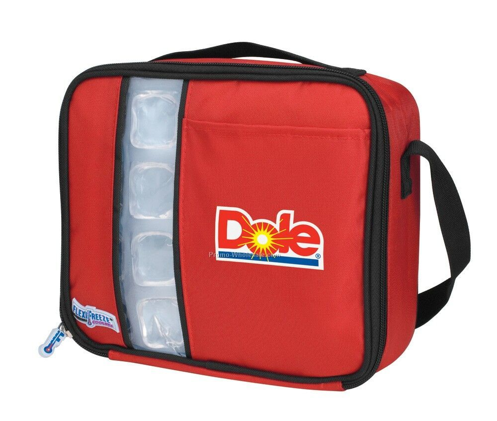 "9""x8""x3"" Flexi-freeze Lunch Box"