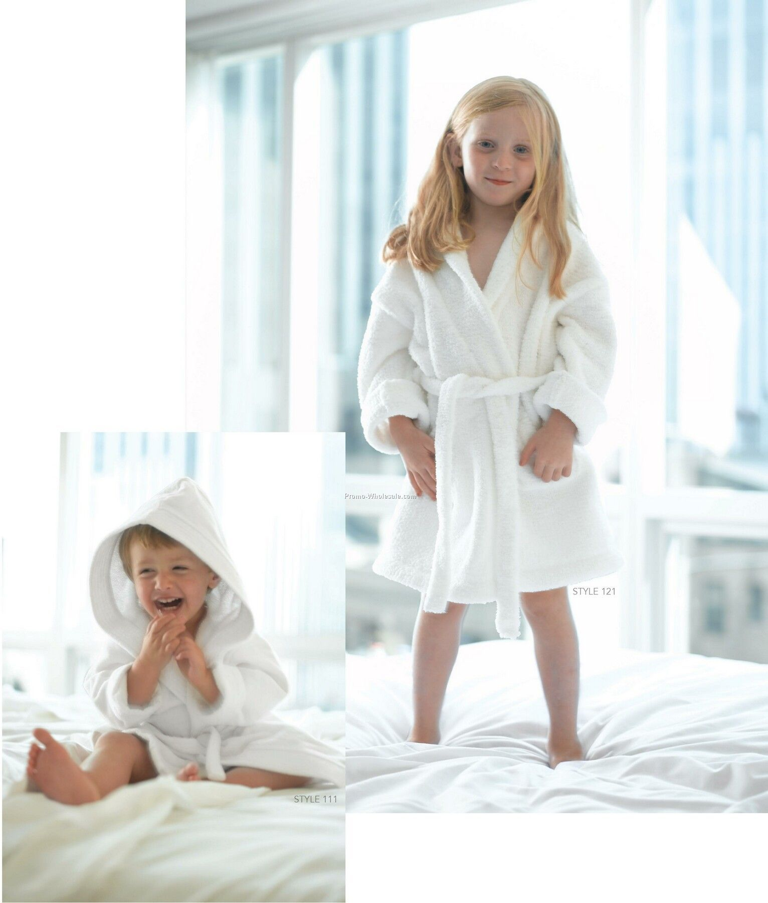 Children's Coverup Robe