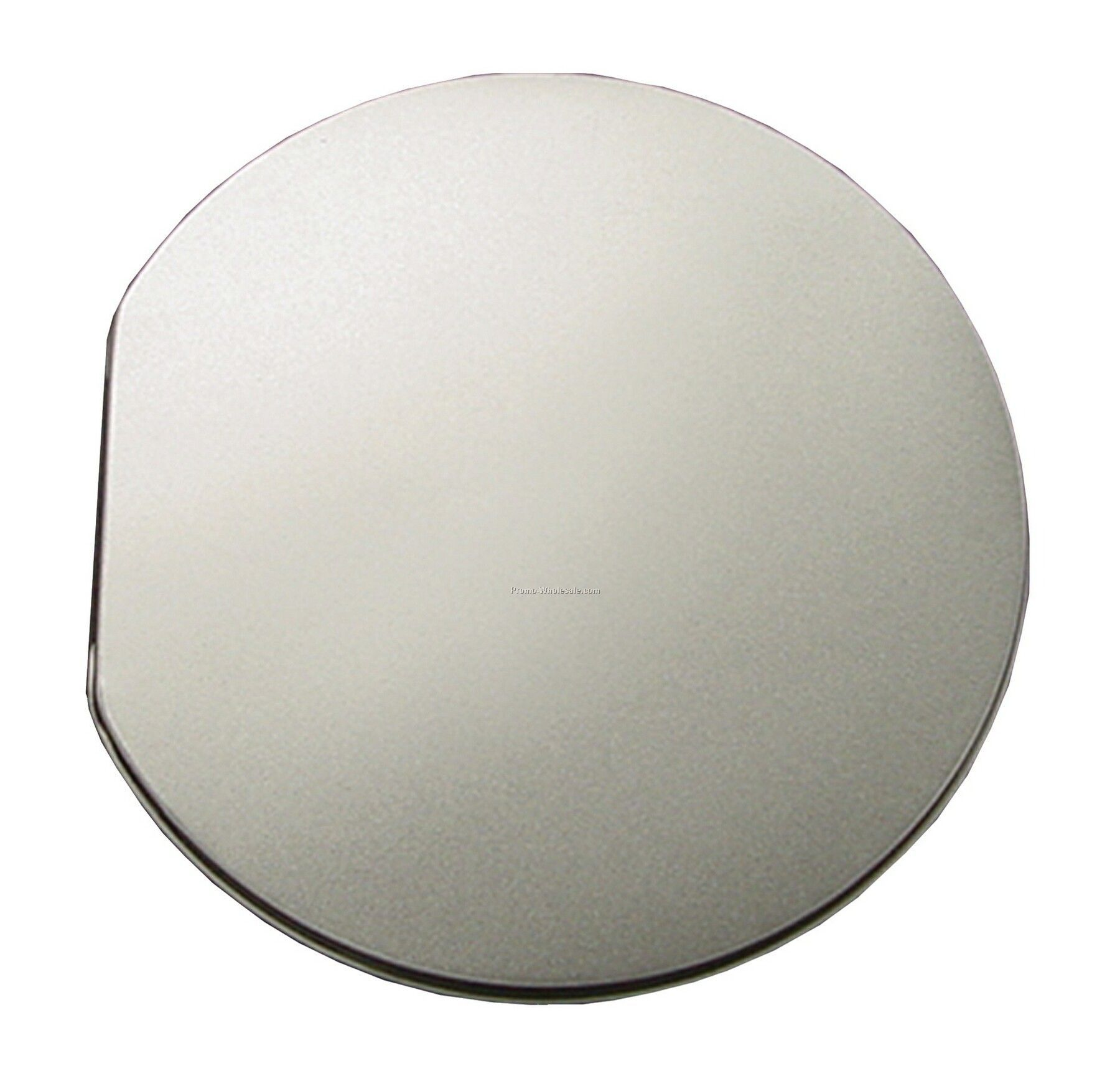 Circular Tin Disc Case